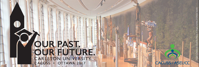 CACUSS Conference 2017 - Our Past Our Future - Banner